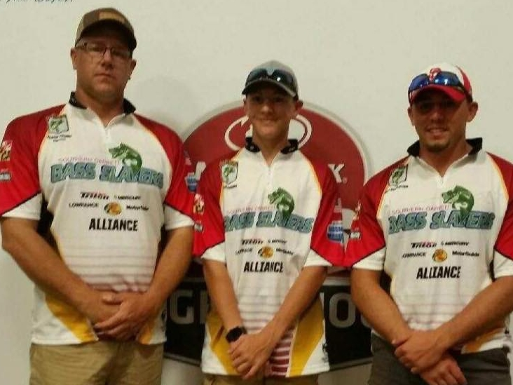 Southern Garrett Bass Slayers, High School Championship, August 2nd & 3rd, 2018